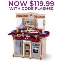 LifeStyle PartyTime Kitchen | Kids Play Kitchen | Step2