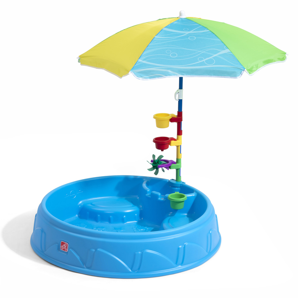 Play  Shade Pool  Kids Sand  Water Play  Step2