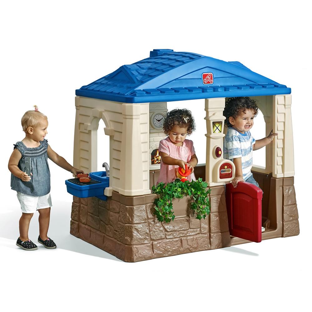 Neat  Tidy Cottage  Kids Playhouse  Step2