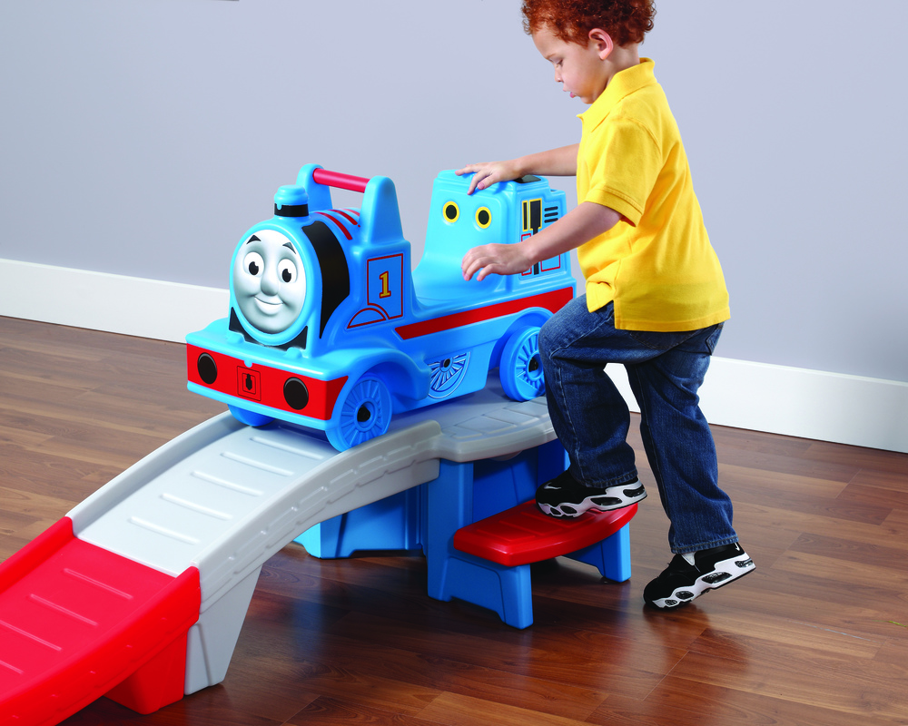 Thomas The Tank Engine Up Down Roller Coaster Kids Coaster Step2
