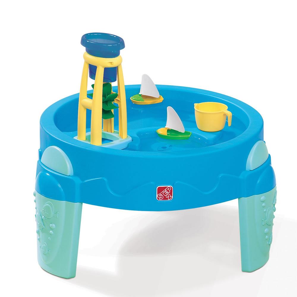 WaterWheel Play Table  Kids Sand  Water Play  Step2