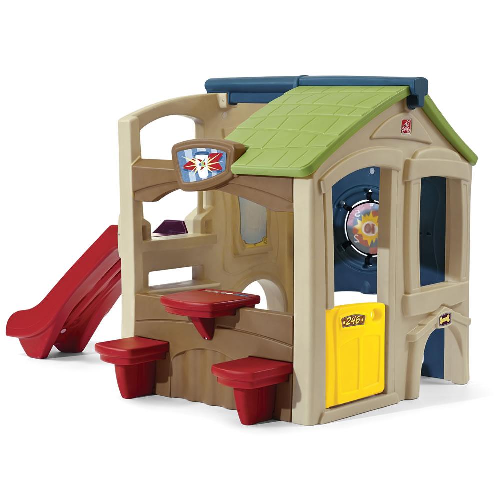 Neighborhood Fun Center  Kids Playhouse  Step2