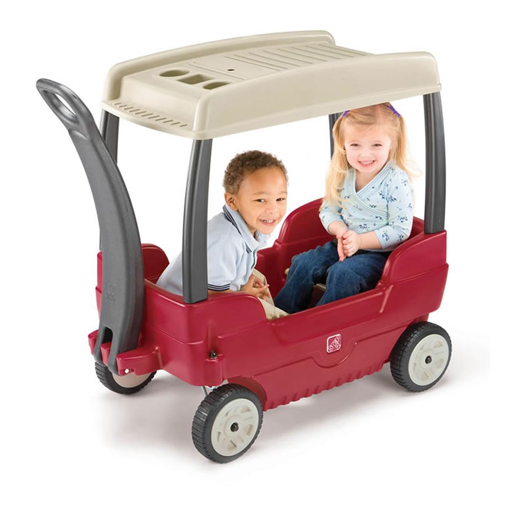 Canopy Wagon  Kids Wagon  Step2