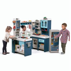 Step 2 Play Kitchens Kitchen Aid Attachments Grand Walk In Wood Kids Step2
