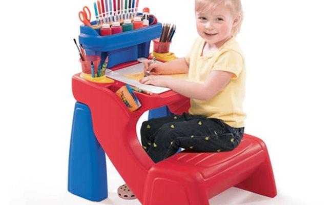 Write Desk Kids Art Desk Step2