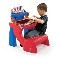 Swing Chair For 5 Year Old Covers Craft Ideas Write Desk | Kids Art Step2