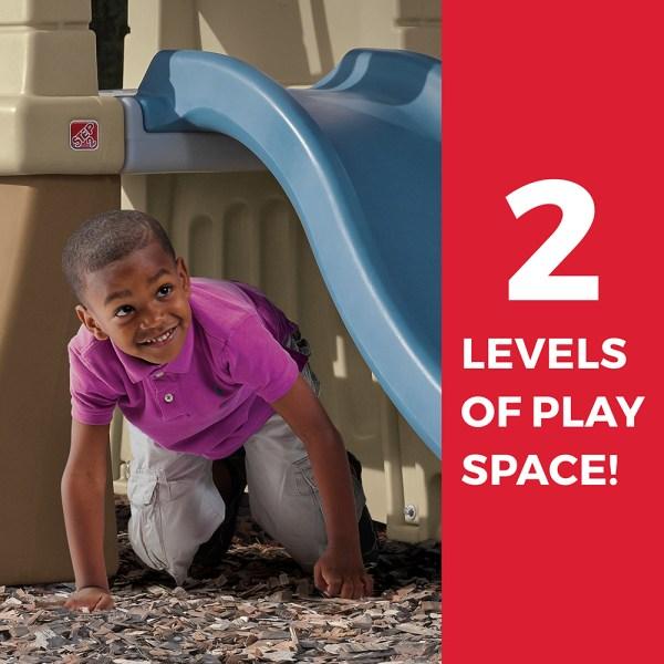 Play Gym Set Kids Swing Step2