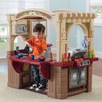 Grand Walk-In Kitchen & Grill | Kids Play Kitchen | Step2
