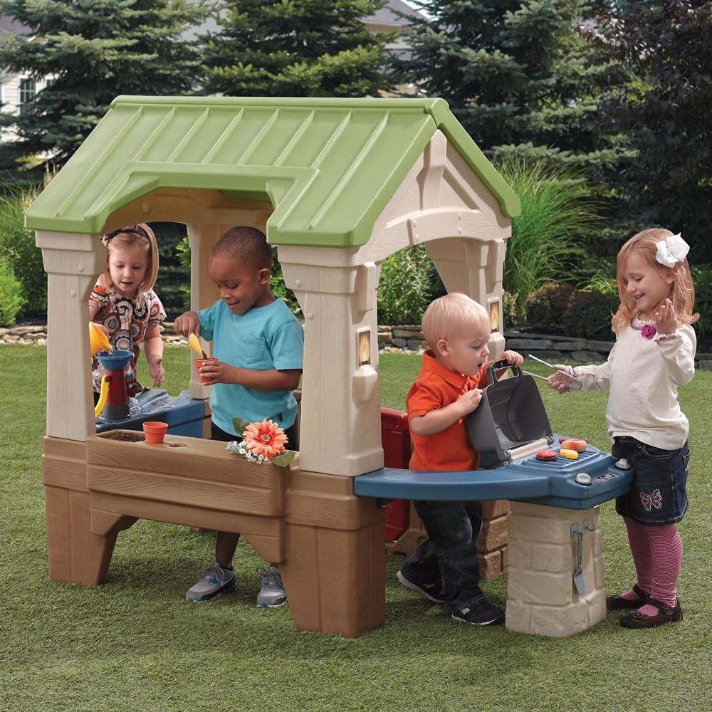 Great Outdoors Playhouse  Kids Playhouse  Step2
