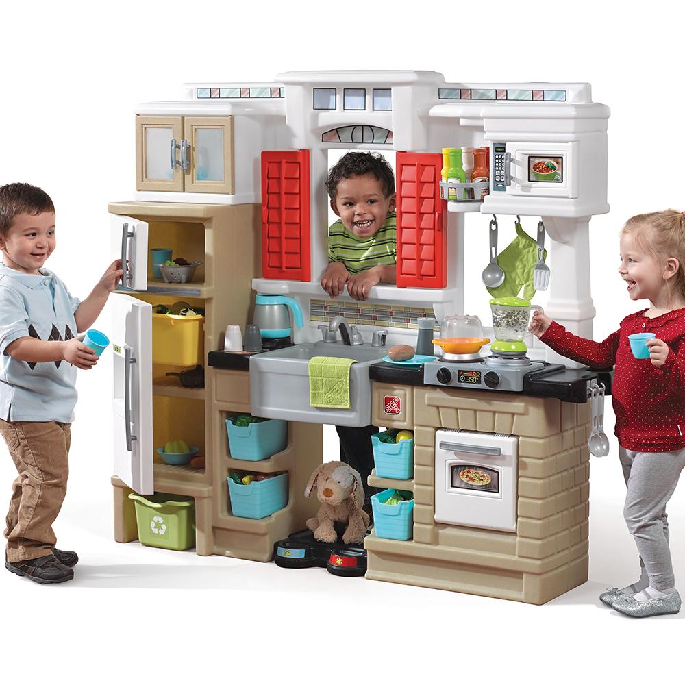 Mixin Up Magic Kitchen  Kids Play Kitchen  Step2