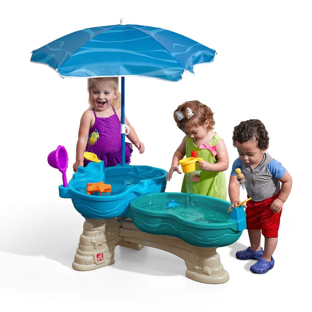 Spill  Splash Seaway Water Table  Kids Sand  Water Play