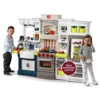 Elegant Edge Kitchen | Kids Play Kitchen | Step2