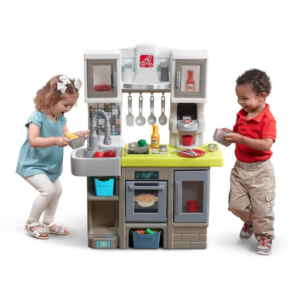 Contemporary Chef Kitchen Kids Play Step2