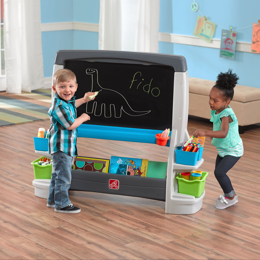 Jumbo Art Easel  Kids Art Easel  Step2