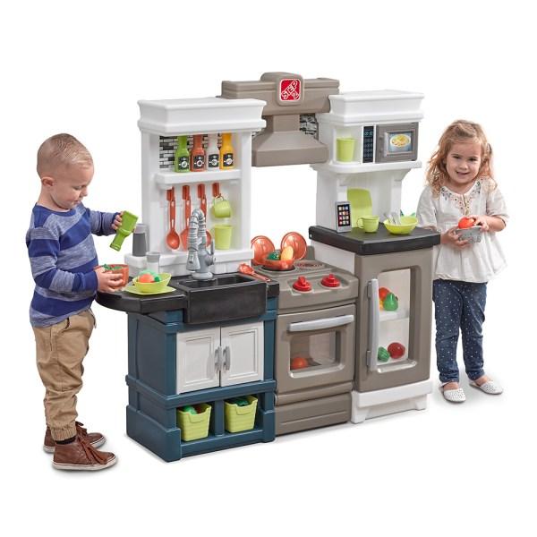 Metro Modern Kitchen Step 2 Play