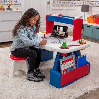 Creative Projects Table | Kids Art Desk | Step2
