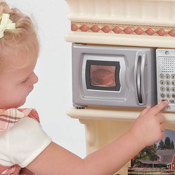 Lifestyle Traditions Kitchen Kids Play Kitchens Step2