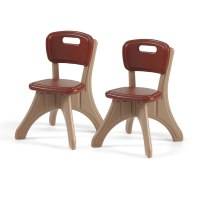 New Traditions Chairs | Kids Table & Chairs Set | Step2