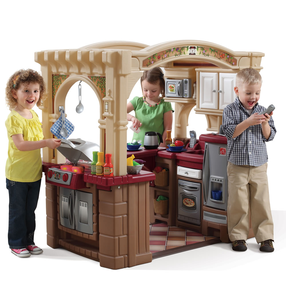 Parts for Grand WalkIn Kitchen  Grill  Kids Play
