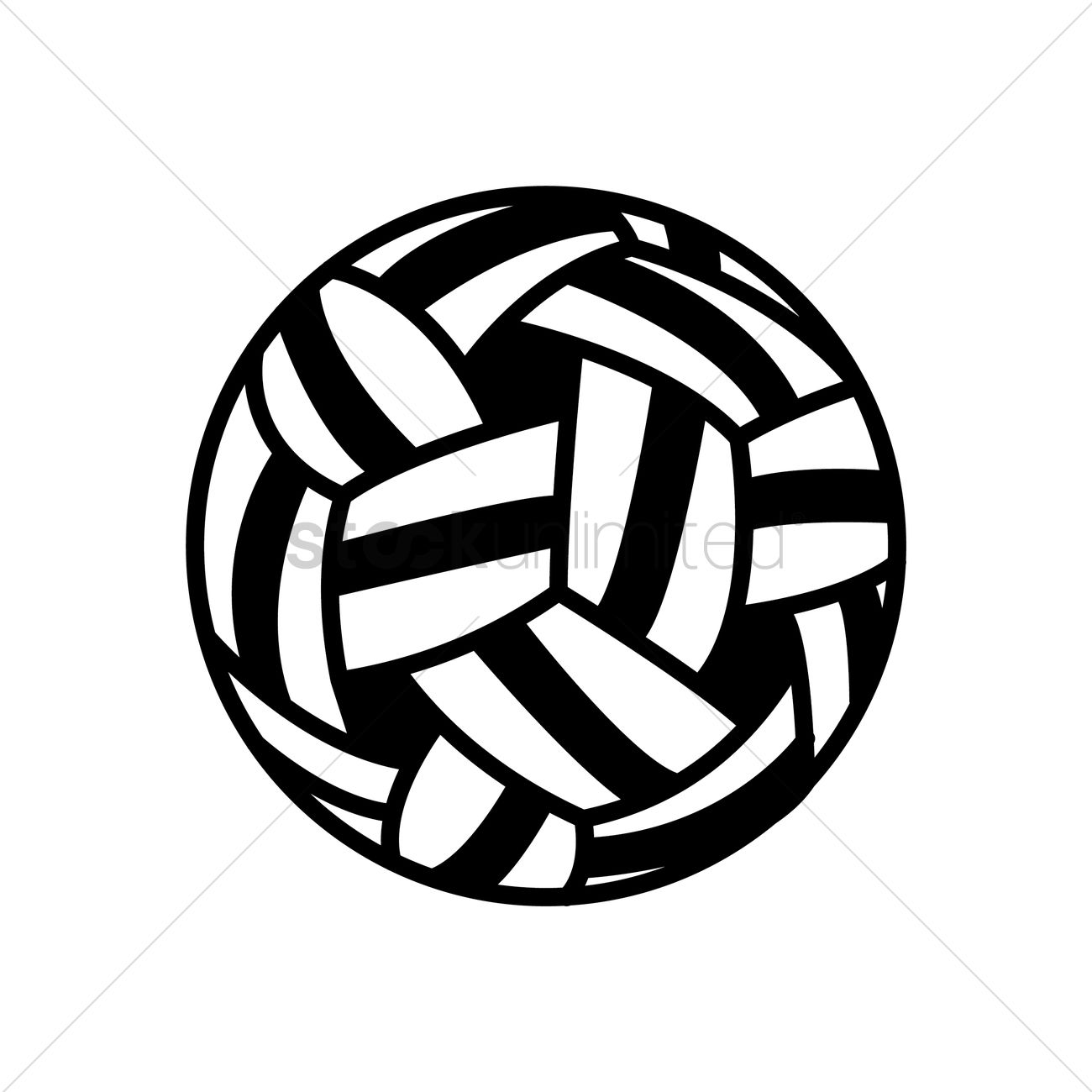 Rattan Ball Vector Image