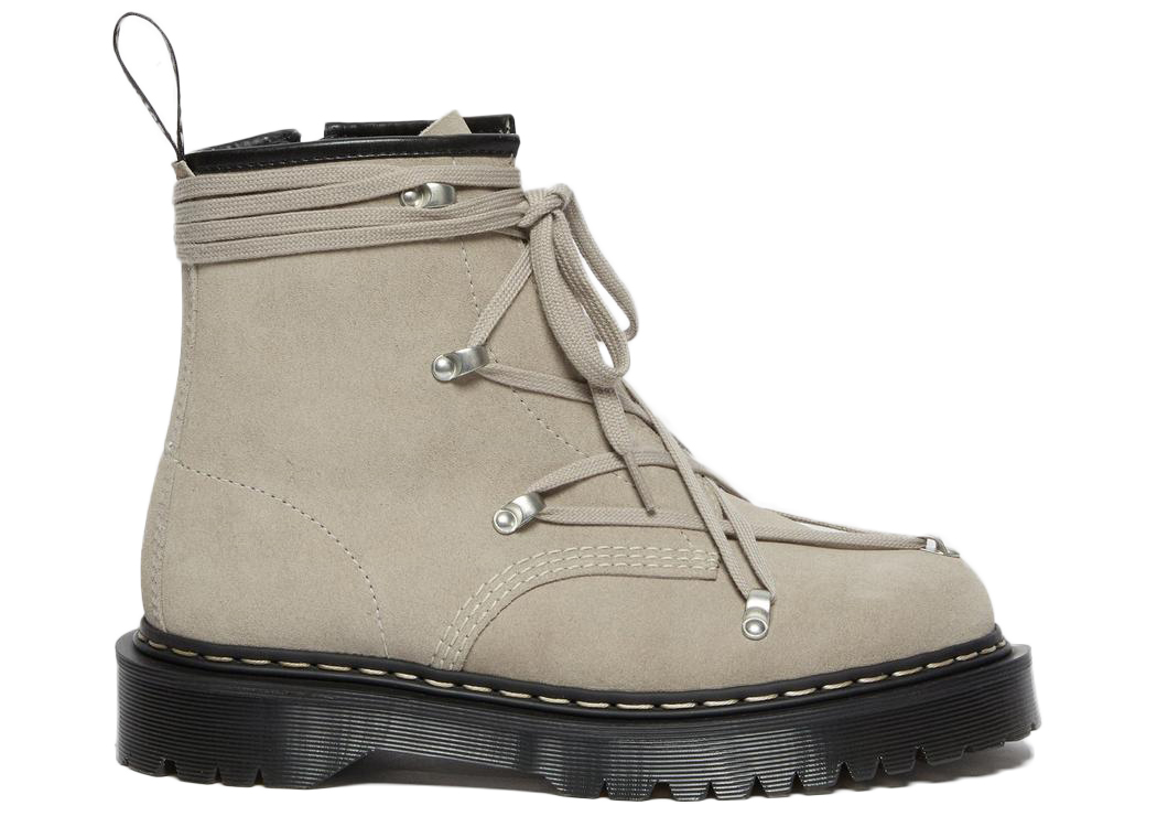 Dr. Martens 1460 Bex Suede Lace Up Boot Rick Owens - Sneakers