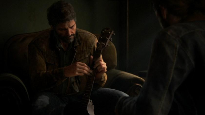 The Last of Us: Part 2: Spoilers The Last Of Us II