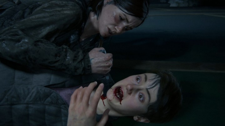 Spoilers for The Last Of Us II