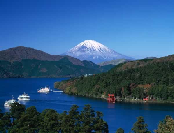Ngắm Phú Sĩ