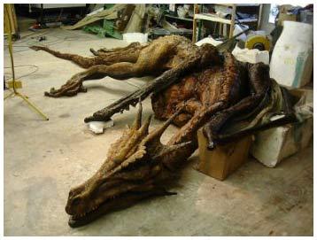 Hóa thạch Rồng Trung Quốc