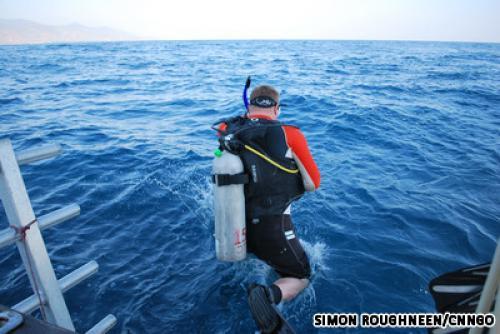 Lặn biển gần Tibar