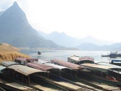 Hồ thủy điện Na Hang
