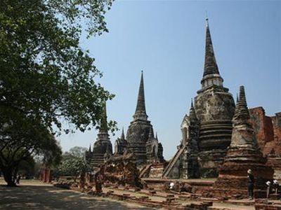 Wat Phra Si-sanpeth