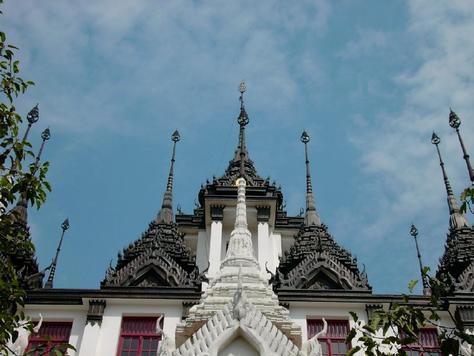 Chùa Wat Ratchanaddaram