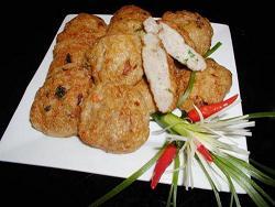 Chả gà Tiểu Quan - dân dã ẩm thực Phố Hiến