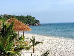 Bãi biển thơ mộng