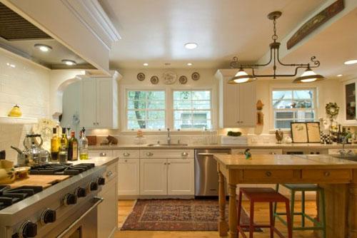 Những lưu ý khi thiết kế nhà bếp - Archi