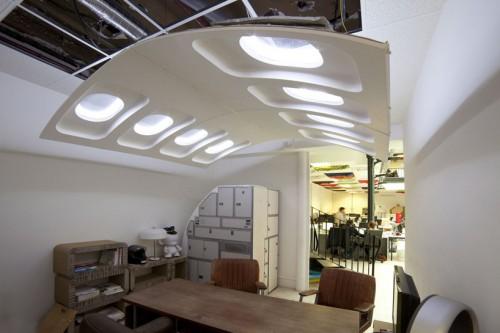 Hệ thống chiếu sáng bằng cửa sổ máy bay Airbus - Archi