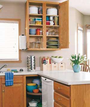 Những cách sắp xếp phòng bếp gọn gàng, dễ sử dụng - Archi