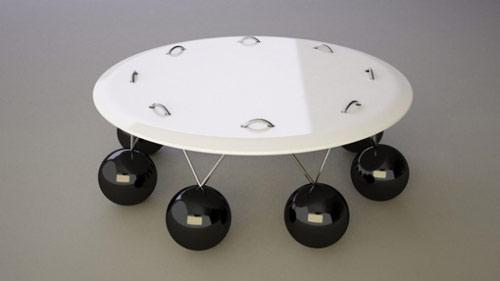 Những mẫu bàn cafe độc đáo và cá tính - Archi