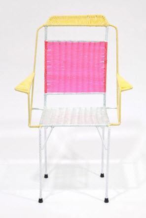Những chiếc ghế đầy màu sắc của thương hiệu Marni - Archi
