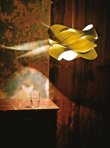Đèn Link-S duyên dáng làm bằng gỗ dán - Archi