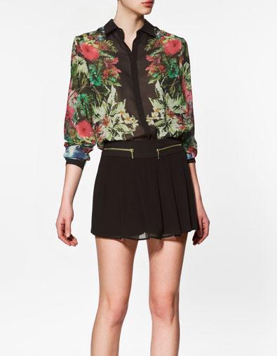 Sơ mi hoa Zara gây sốt cộng đồng thời trang - 7