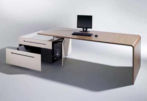 Mẫu bàn đẹp cho dân văn phòng - Archi