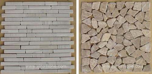 Mosaic đá tự nhiên - sự lựa chọn tinh tế - Archi