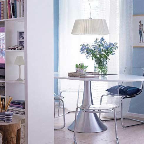 Cách chọn bàn ăn trong phòng khách - Archi