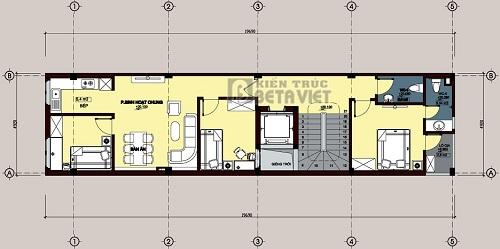 Tư vấn thiết kế nhà ở kết hợp kinh doanh nhà nghỉ - Archi