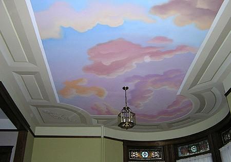 5 kiểu trang trí trần nhà độc đáo - Archi