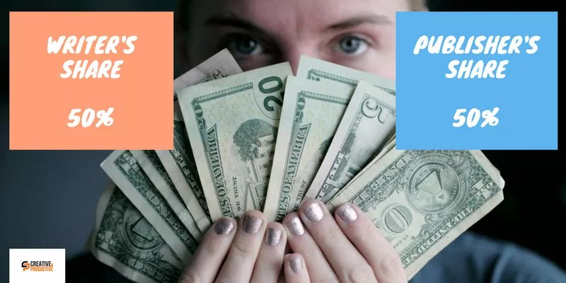 self-publishing music - keep all the money