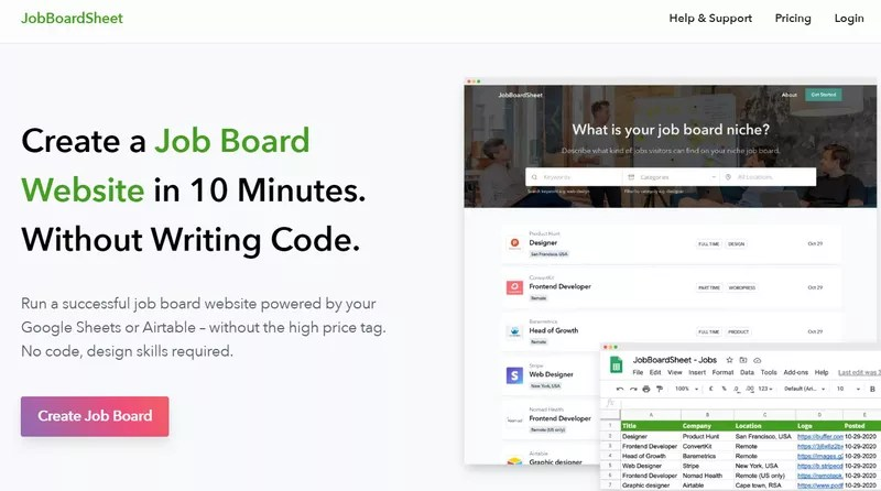 shopify landing page_example