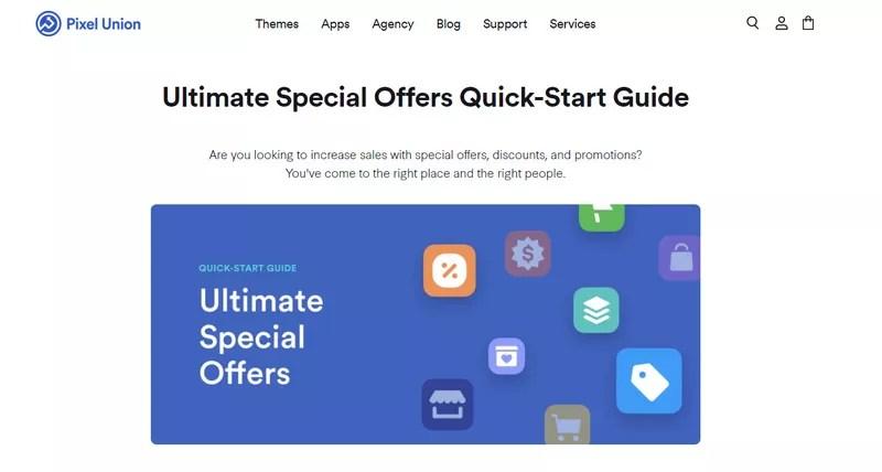 Bogo App #2: Ultimate Special Offers